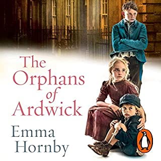 The Orphans of Ardwick audiobook cover art