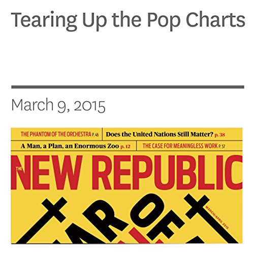 Tearing Up the Pop Charts audiobook cover art