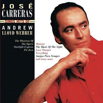 José Carreras Sings Hits Of Andrew Lloyd Webber