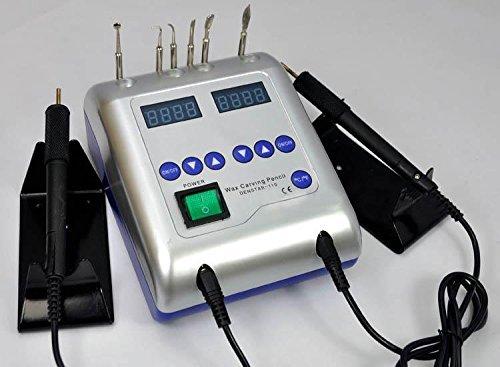 Levin dentale nuovissimo laboratorio elettrico Waxer carving Knife macchina con doppio penna 6Wax jt-21
