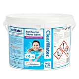 Best 5 Tablet - Clearwater CH0041 5 kg Multifunction Chlorine Tablets, 4-in-1 Review