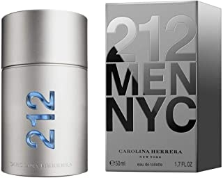 Carolina Herrera 212 Men Agua de Tocador - 50 ml