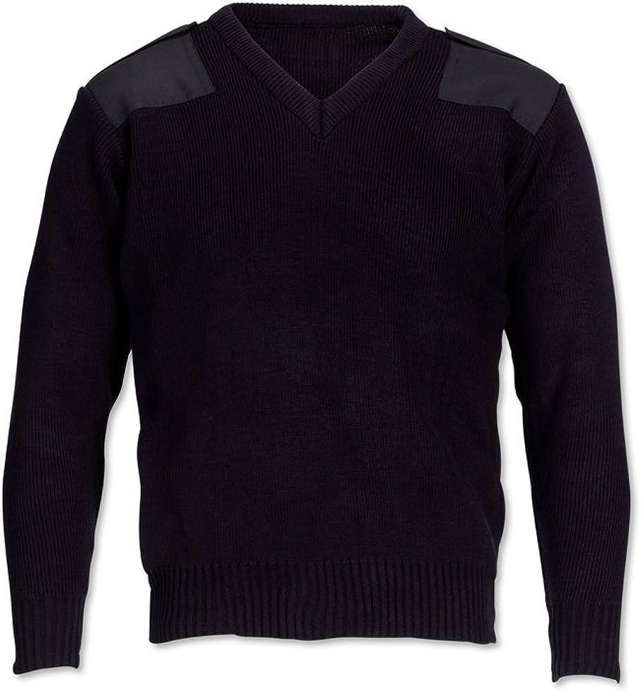 Alexandra Workwear Unisex NATO V-Neck Pullover