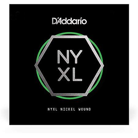 D'Addario NYNW062 - Cuerda para guitarra eléctrica de níquel.062