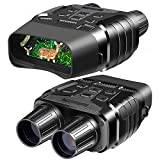 Night Vision Goggles-Digital Infrared Night Vision Adult HD Image 960P Video-2.3 Inch Screen for Hunting Spy and Surveillance, with 32 GB Card