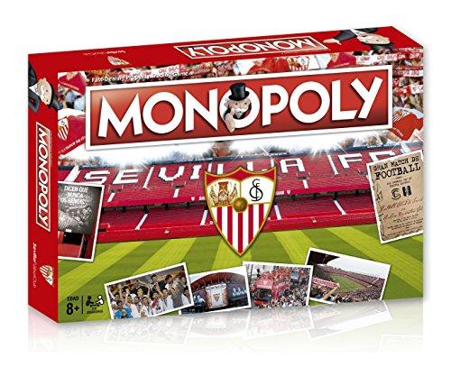 Sevilla FC Monopoly (63362), Multicolor, Ninguna