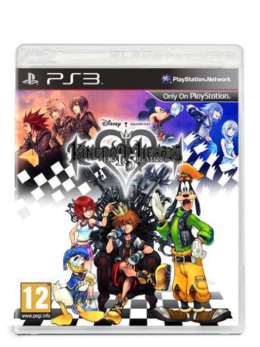KINGDOM HEARTS: HD 1.5 ReMIX [AT PEGI] - [PlayStation 3]