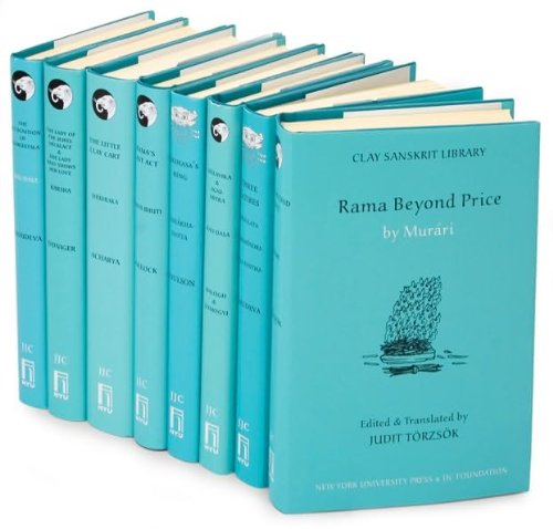 The Clay Sanskrit Library: Plays: 8-volume Set