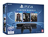 Foto PlayStation 4: Console + The Order + Bloodborne + The Last Of Us [Bundle Limited]