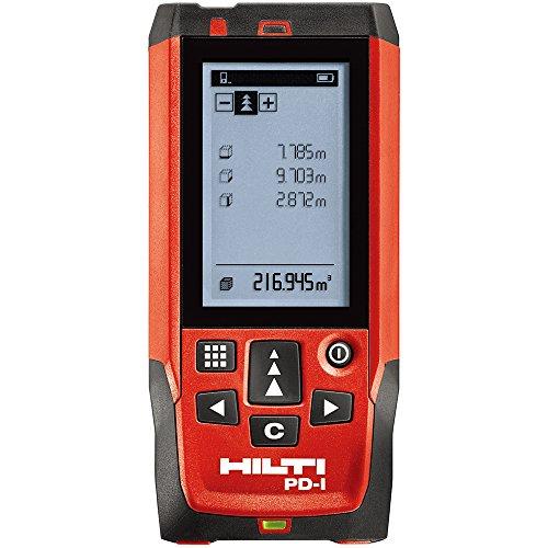 Hilti PD i laser Range misuratore 150m/150m, distanza misuratore palmare telemetro telemetro...