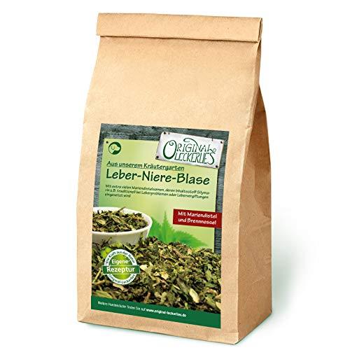 Original-Leckerlies: Leber-Niere-Blase-Kräutermix Basic, 250g Hundekräuter, Kräuter für Hunde, Hundefutter- Naturprodukt für Hunde, barfen