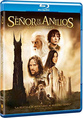 El Señor De Los Anillos: Las Dos Torres Ed. Cinematográfica Blu-Ray [Blu-ray]