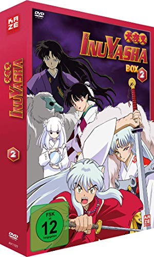 InuYasha - TV Serie - Vol.2 - [DVD] Relaunch