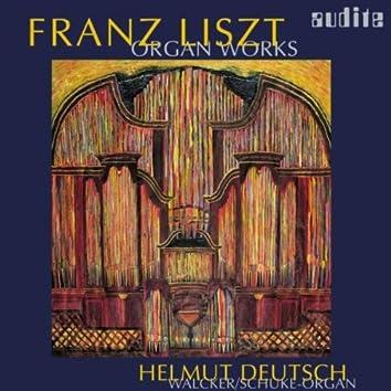 Franz Liszt: Organ Works