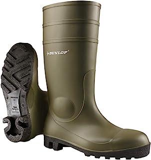 Dunlop Protective Footwear Protomastor, Bottes de sécurité Mixte Adulte, Vert (Green), 44 EU