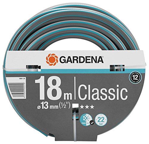 Gardena Display Manguera Classic Ø 13 mm Rollo de 18 m, Estándar