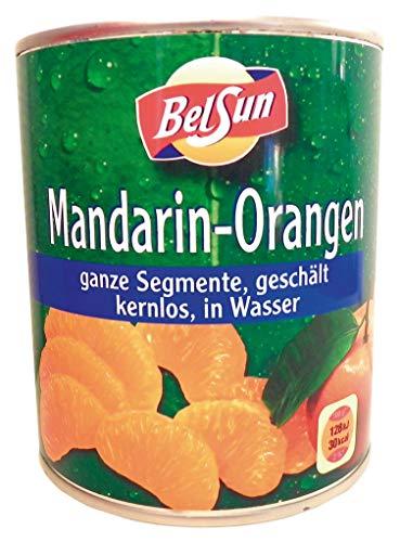 BelSun - Mandarin Orangen - 820g/480g