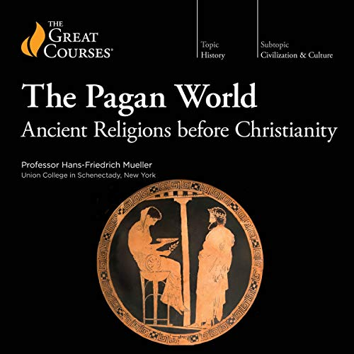The Pagan World  By  cover art