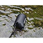 MARCHWAY Floating Waterproof Dry Bag 5L/10L/20L/30L/40L, Roll Top Sack Keeps Gear Dry for Kayaking, Rafting, Boating…