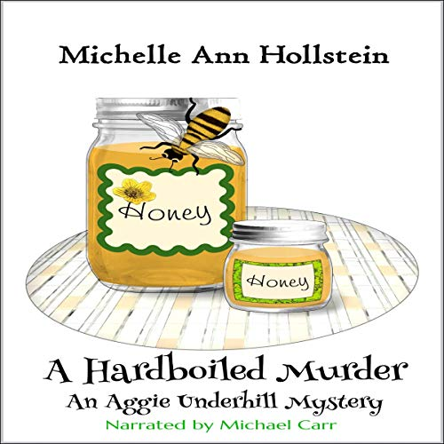 A Hardboiled Murder audiobook cover art