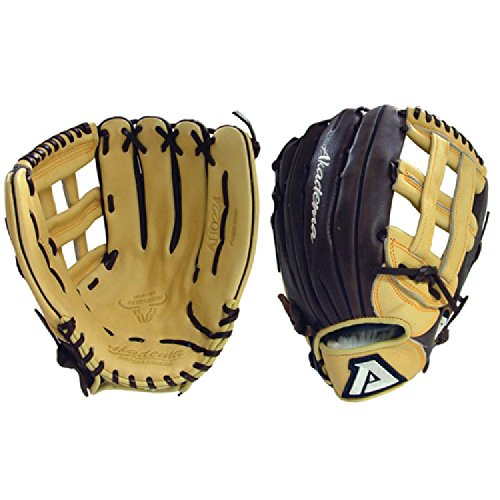 One Size Schreuders Sport Unisexs 23HI Junior Left-Handed Catcher Baseball Glove Light Brown