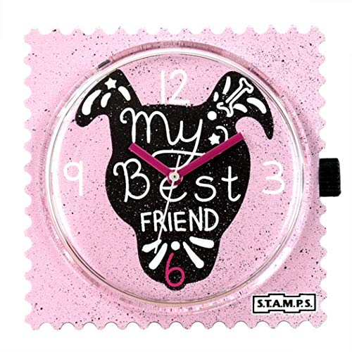 STAMPS Boitier Montre Design Best Friend-105493