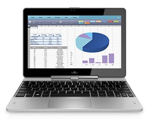 HP EliteBook Revolve 810 G3 Tablet PC - 11.6' - Wireless LAN - Intel Core i7 i7-5600U Dual-core (2 Core) 2.60 GHz L8D32UA#ABA