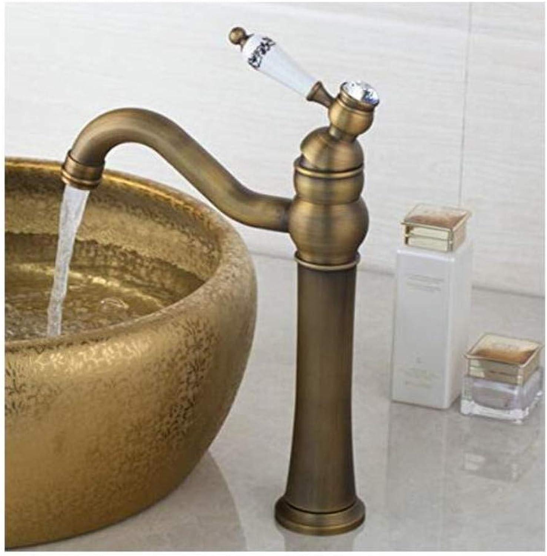 Brass Wall Faucet Chrome Brass Faucet Deck Mount Wash Basin Sink Tap Mixer Faucet
