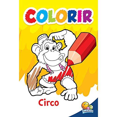 Colorir: Circo