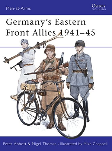 Germany's Eastern Front Allies 1941–45 (Men-at-Arms)