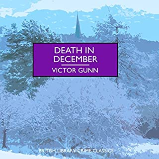 Death in December audiobook cover art