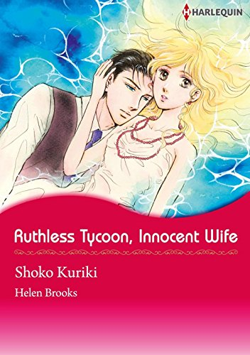Ruthless Tycoon, Innocent Wife: Harlequin comics (English Edition)
