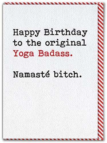 Brainbox Candy Geburtstagskarte mit Aufschrift