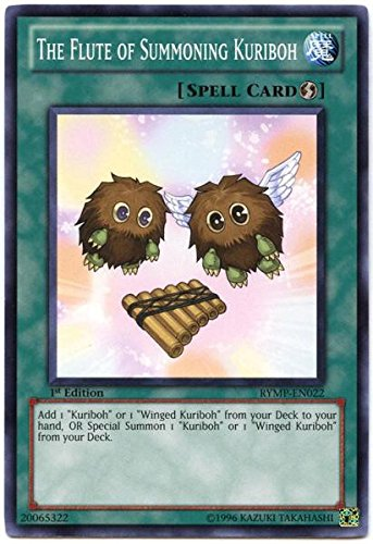Yu-Gi-Oh! - The Flute of Summoning Kuriboh (RYMP-EN022) - Ra Yellow...