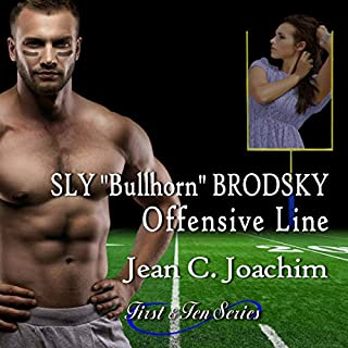 "Sly ""Bullhorn"" Brodsky, Offensive Line cover art"