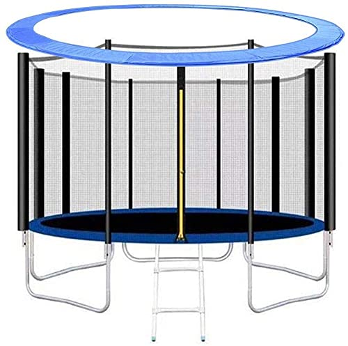 Upper Bounce Super Trampoline Replacement Safety (Spring Cover) Fits for Rectangular Frames - Blue
