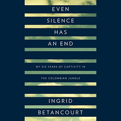 Even Silence Has an End audiobook cover art