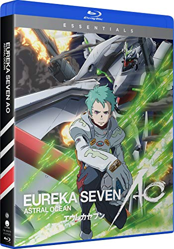 Eureka Seven Ao (4 Blu-Ray) [Edizione: Stati Uniti] [Italia] [Blu-ray]