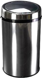 手をかざすと自動で開くゴミ箱 センサーダストボックス【SDB-30LQ】30Lタイプ/ステンレス製