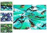 Disney Dragons Stoff auf Baumwoll Jersey in türkis ab 25