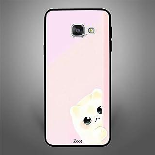 Samsung Galaxy A5 2016 Cat Blush, Zoot Designer Phone Covers