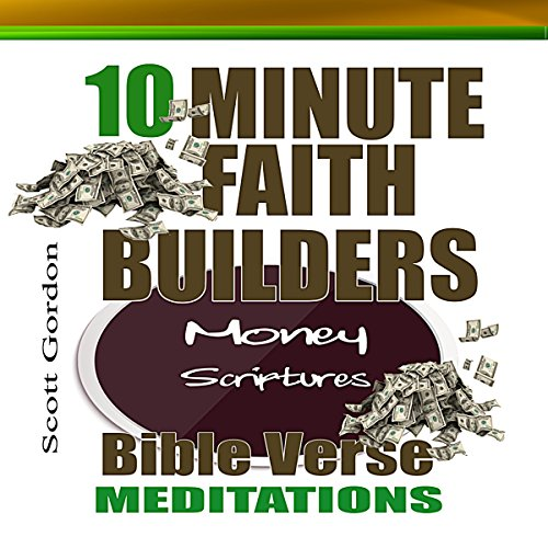 Money Scriptures audiobook cover art