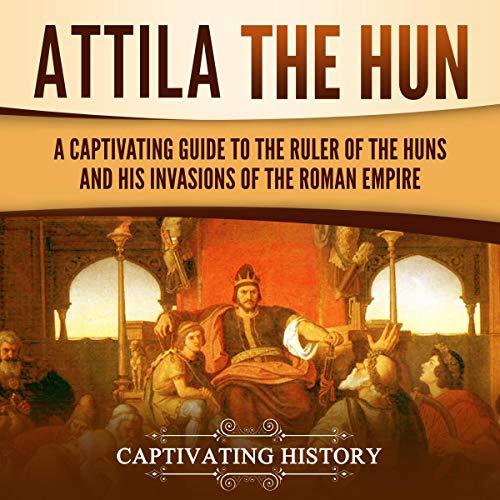 Attila the Hun cover art