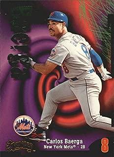 1998 Circa Thunder #275 Carlos Baerga MLB Baseball Trading Card