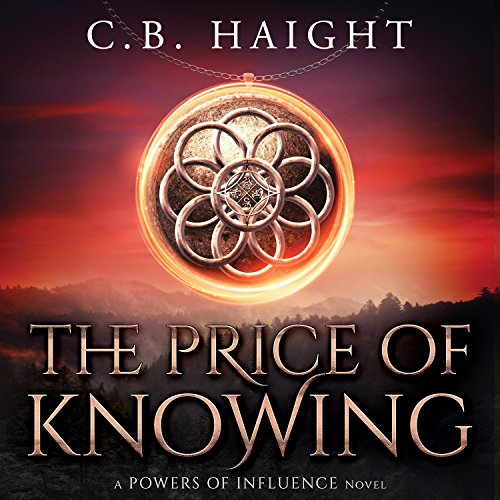 The Price of Knowing  audiobook cover art
