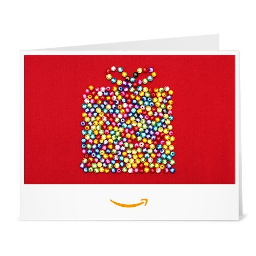 Chèque-cadeau Amazon.fr - Imprimer - Paquet festif