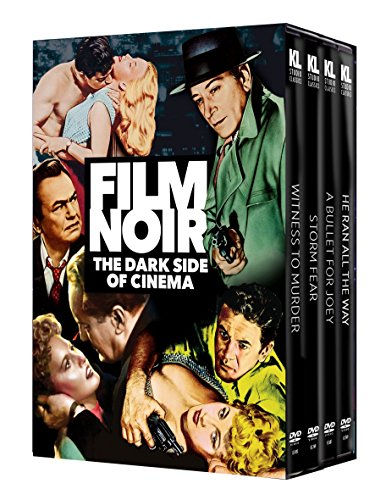 FILM NOIR: THE DARK SIDE OF CINEMA - FILM NOIR: THE DARK SIDE OF CINEMA (4 DVD)