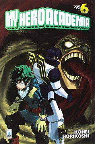 My Hero Academia (Vol. 6)