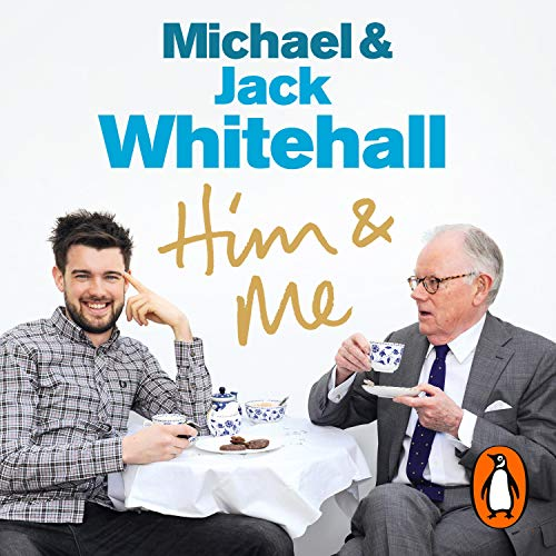 Him & Me audiobook cover art