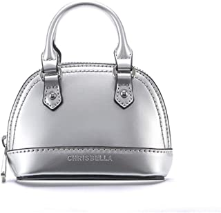 CHRISBELLA Women's Handbags Domed Top Handle Bags Shoulder Bags Fashion Satchel Purses